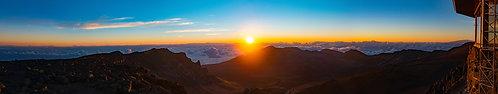 """""""Sunrise on Mt. Haleakala #2""""  (Signed • Numbered • Limited Edition)"""