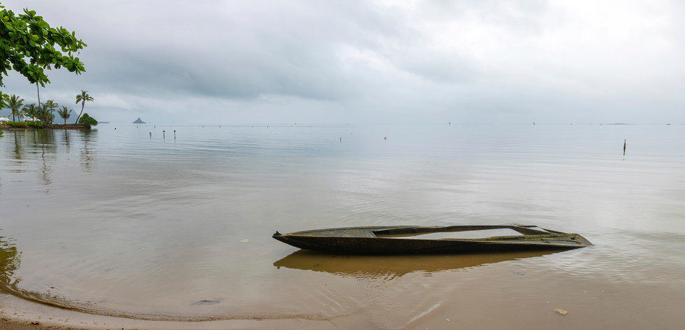 Storm Approaching Kaneohe Bay-3KWideforW