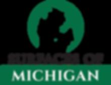 Surfaces of Michigan Logo
