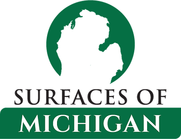 Surfaces of Michigan Logo
