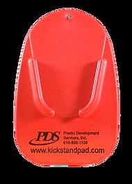 motorcycle kickstand pad