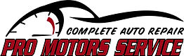 Pro Motors Service Logo