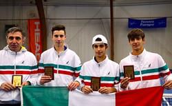 La squadra italiana di Winter Cup 2