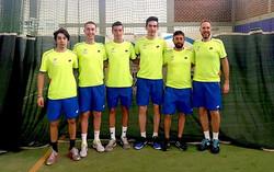 Il team di serie C di Brusaporto