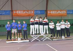 Il podio di Winter Cup