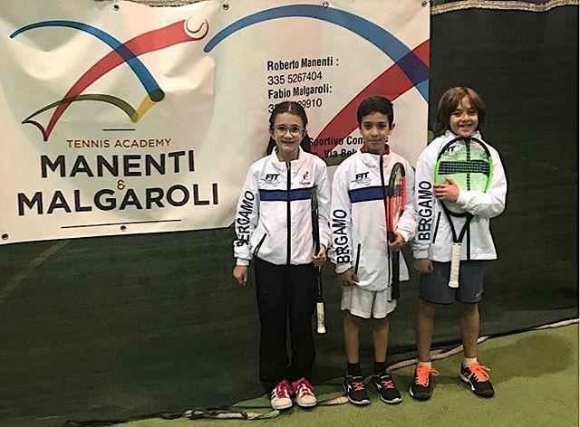 I cuccioli della Tennis Academy