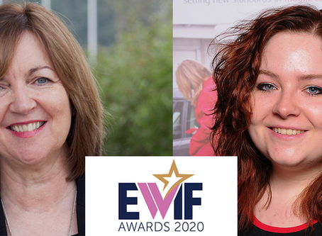 Two Revive! women shortlisted for the Encouraging Women into Franchising (EWIF) awards
