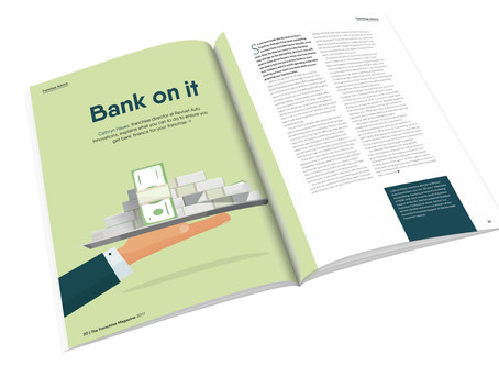 Advice: Ensuring you get bank finance for your franchise