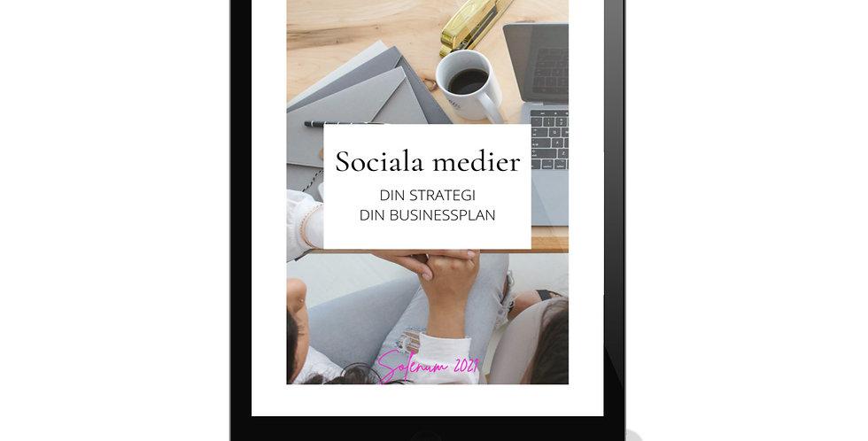 Skapa företagets Social Media Strategi