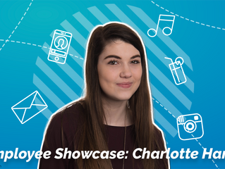 Employee Showcase: Charlotte Harris