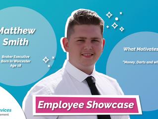 Employee Showcase - Matthew Smith