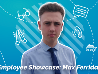 Employee Showcase: Max Ferriday, Senior Broker Executive
