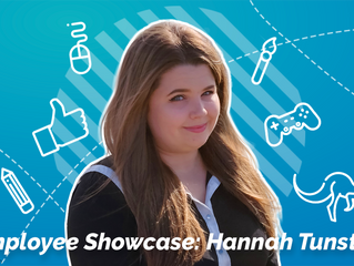 Employee Showcase: Hannah Tunstall, Media Executive