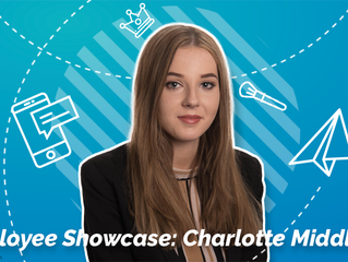 Employee Showcase: Charlotte Middleton, Senior Administrator