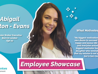 Employee Showcase - Abigail Clifton - Evans