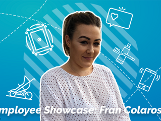 Employee Showcase: Fran Colarossi, Media Manager