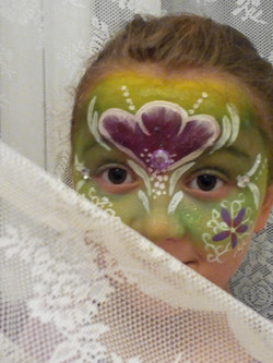 Face Painting...