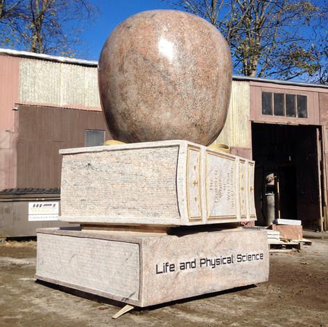 Educator's Green Monument