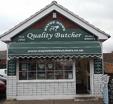 Wayne Howe Butchers, Misterton