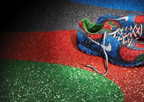 Playtop with Nike Grind
