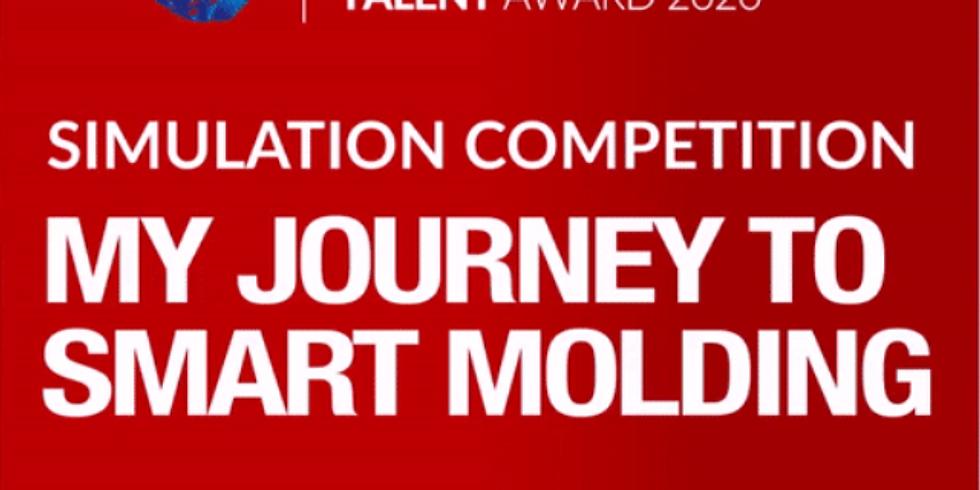 Moldex3D Global Innovation Talent Award 2020