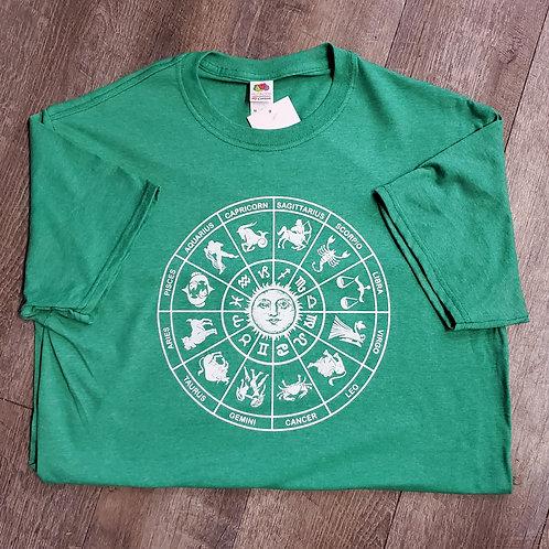 Unisex Astrology t-shirt