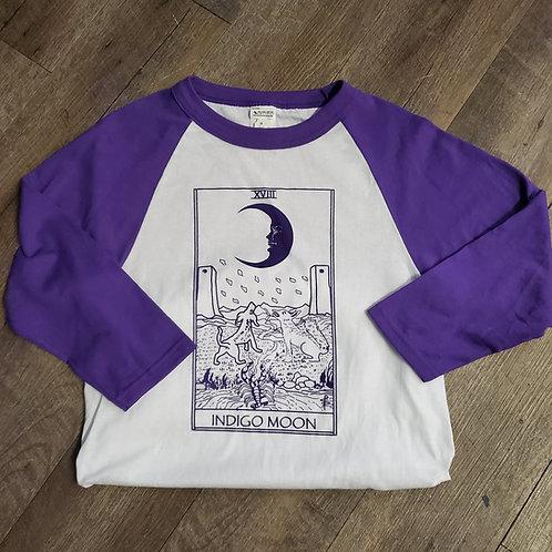 Unisex Indigo Moon t-shirt