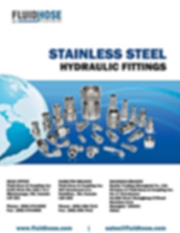Learn more about our Stainless Steel Hose Fittings.