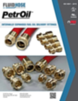 Learn more about Fluid Hose's PetrOil products.