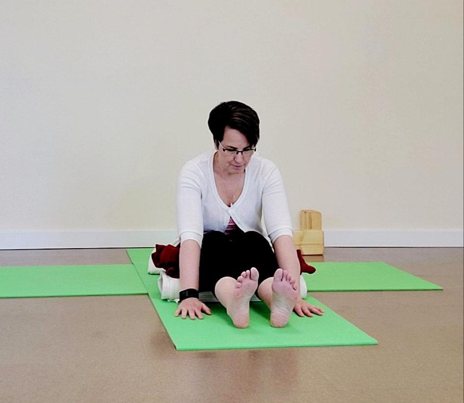 Stretch & Restore Yoga,4-cls in studio