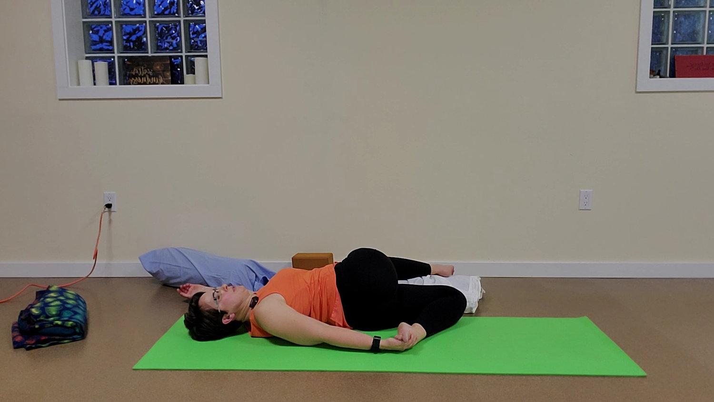 Stretch & Restore- 12-class session