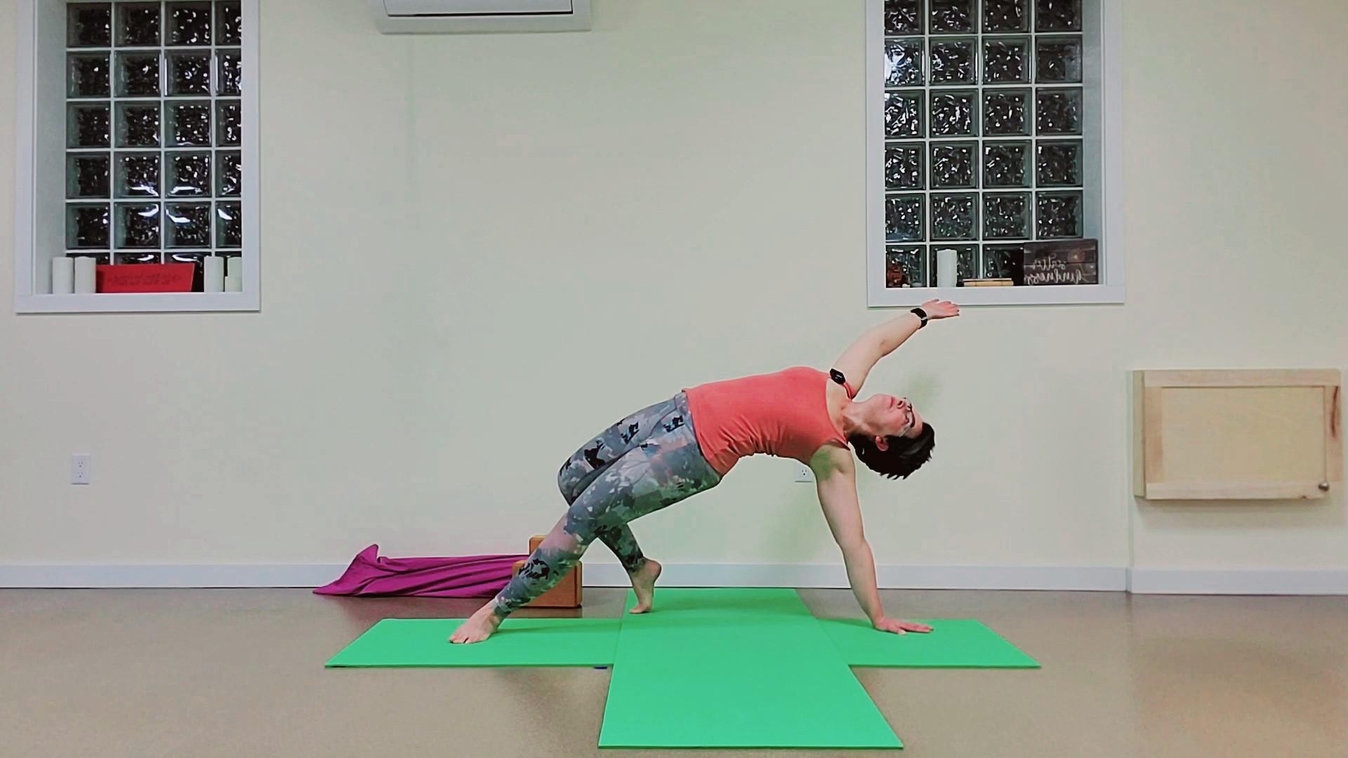 More than Asana! Yoga 4-cls livestream
