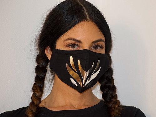 """""""Mask-U-Linity"""" CHROME Unisex Velocity Mask"""