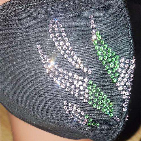 Swarovksi Crystal AKA Empowerment Mask
