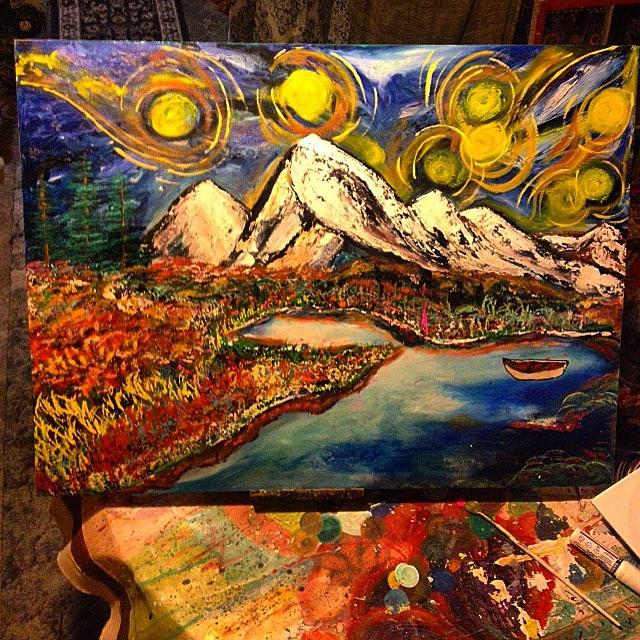 'Mountain Air'