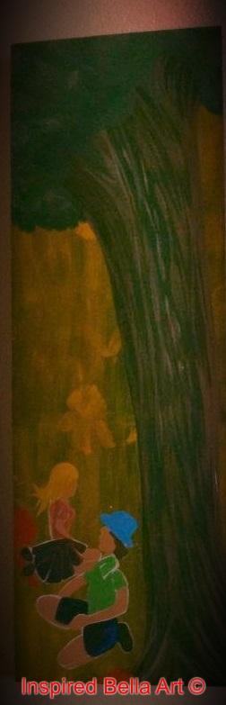 'Under Redwoods'