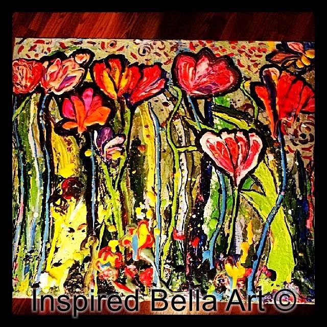 'In bloom'