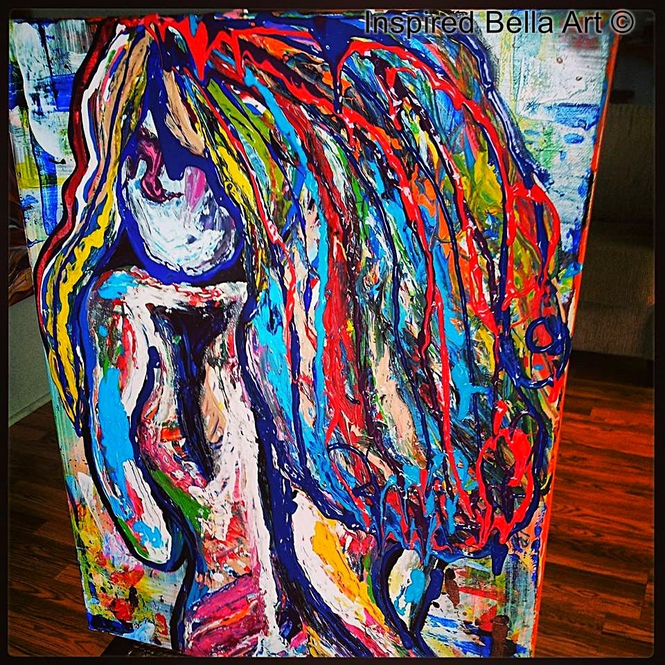 'The Painted Woman'