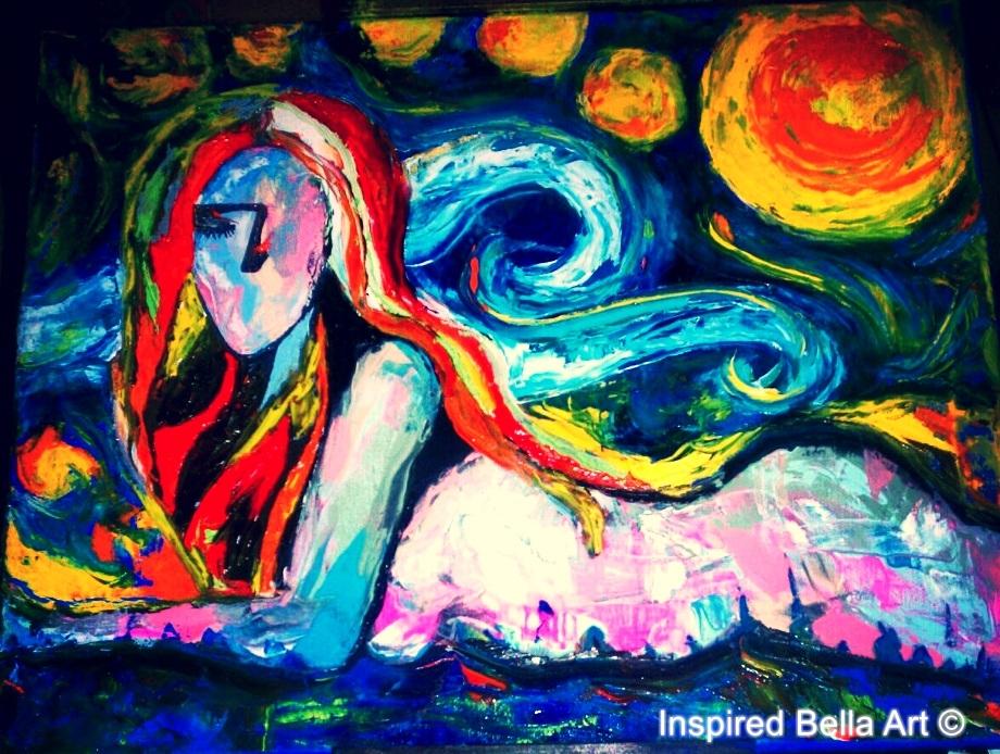 'Starry night'