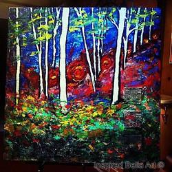 'Whispering Birch'
