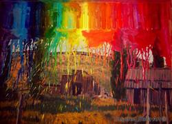 'Rainbow Rain'