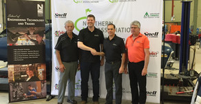 Partners in Golf: NGA and Northern College