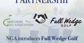 NGA x Full Wedge Golf PARTNERSHIP