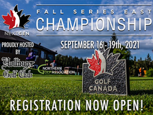 Hollinger Golf Club Set to Host 2021 Golf Canada NextGen Championship