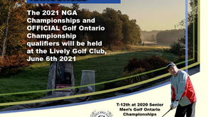 NGA Championships/Golf Ontario Qualifiers Announced