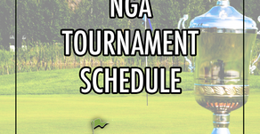 Tournament Schedule Released / Order of Merit Cancelled