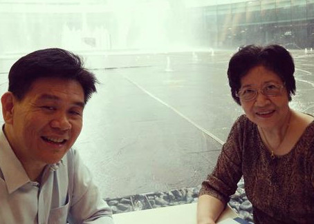 Stories of SJI Community Dr Gerard Nah