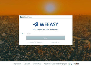 WEEASY Release 1.3.0.47