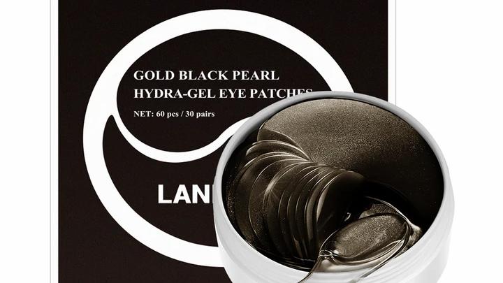 Black Pearl Eyepads 60Stück
