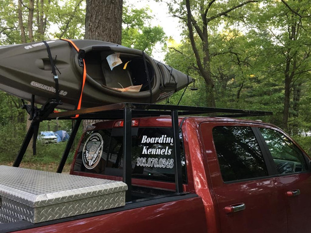 Canoe/Kayak Rack